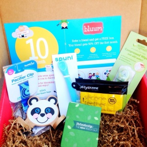 Bluum Box Review - 10 mo - July 2014