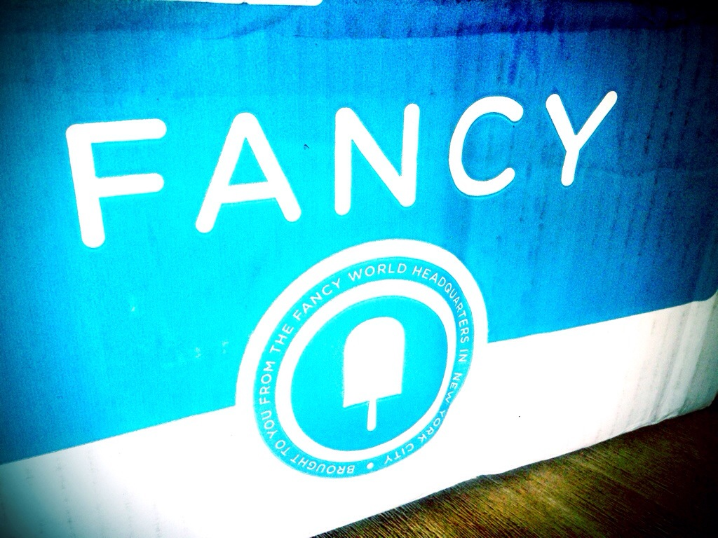 Fancy Subscription Box Review - July 2014