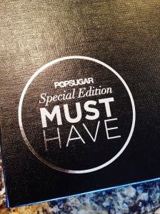 POPSugar Must Have Box Review - Special Edition Fall 2014