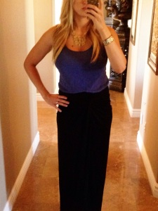 Stitch Fix Review #6 - September 2014 pt 2