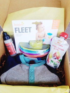 Citrus Lane Subscription Box Review - 11 mo - September 2014